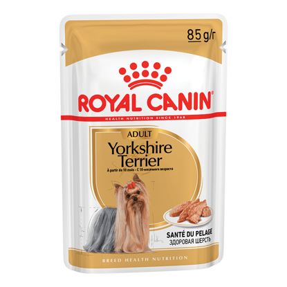 Picture of Royal Canin YORKSHIRE adult pouch 12x85գ