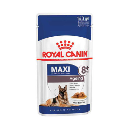 Picture of Royal Canin Maxi ageing 8+pouch 1 հատ x 140գ