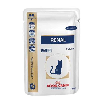 Picture of Royal Canin Renal chicken 12 հատ 85գ