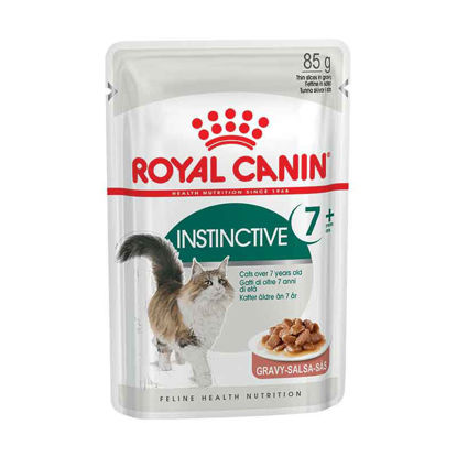 Picture of Royal Canin Instinctiv  +7 gravy 12 հատ 85գ