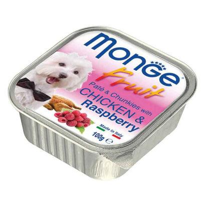 Picture of Monge Fruit հավի մսով և ազնվամորիով պաշտետ (100 գ)
