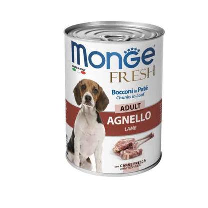 Picture of Պահածո շների համար Monge FRESH գառ