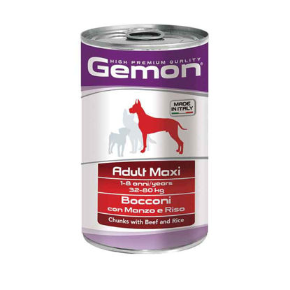 Picture of Տավարի և բրնձի համով պաշտետ մեծ շների համար