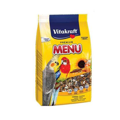 Picture of «Premium Menü» թութակների կեր