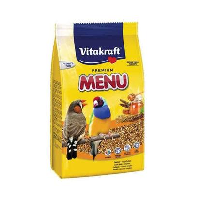Picture of «Premium Menü» կեր էկզոտիկ թռչունների համար