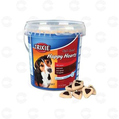 Picture of «Happy Hearts» փափուկ պատառներ շների համար