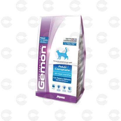 Picture of «Gemon Adult Tuna & Salmone» չոր կեր կատուների համար (կիլոգրամով)