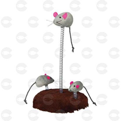 Picture of Խաղալիք - մկներ զսպանակի վրա