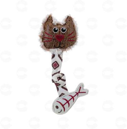 Picture of Կատվի դեմքով խաղալիք կատուների համար