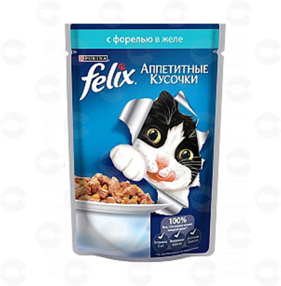 Picture of «Purina Felix»  իշխանի մսով