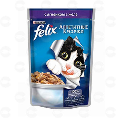 Picture of «Purina Felix» գառան մսով