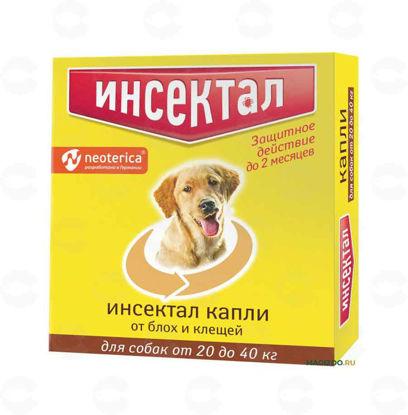 Picture of Տզերի դեմ կաթիլներ շների համար (20-40 կգ)