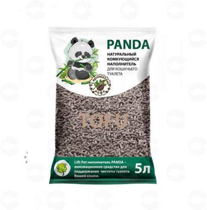 Picture of Panda լցանյութ տոֆու սուրճի հոտով 5լ