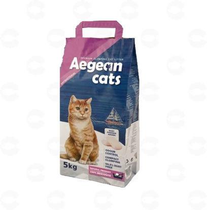 Picture of Aegean Կատուներ համար- կատվի լցոնիչ մանկական փոշու բույրով 5 կգ