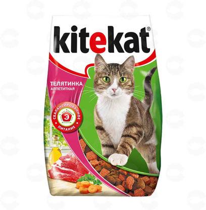 Picture of Kitekat կեր ախորժելի հորթ 350գ