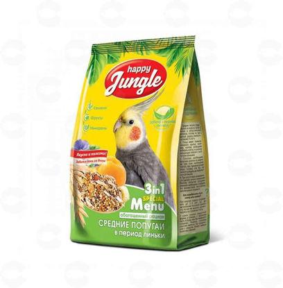 Picture of «Happy Jungle» կեր միջին չափի թութակների համար
