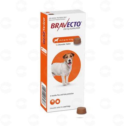 Picture of Հաբեր Bravecto 4,5-10կգ շների համար