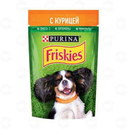 Picture of Շան կեր Friskies հավի մոսով