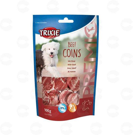 Picture of PREMIO Beef Coins պատառներ շների
