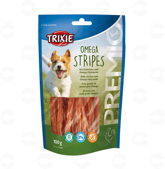 Picture of «PREMIO Omega Stripes» ստիկս շների