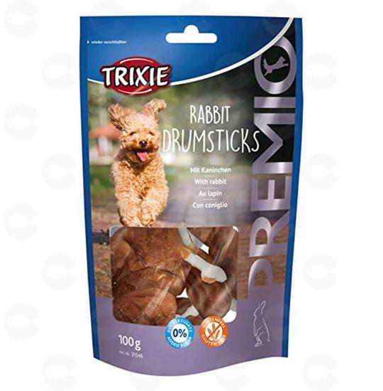 Picture of PREMIO Rabbit Drumsticks սնեյք շների համար