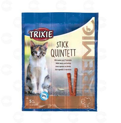 Picture of «PREMIO Stick Quintett» կատուների համար (հնդկահավի)