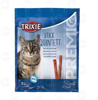 Picture of «PREMIO Stick Quintett» կատուների համար (ձկան մսով)