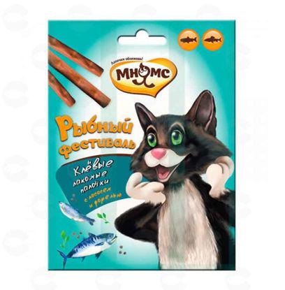 Picture of «Рыбный фестиваль» քաղցր պատառ կատուների համար