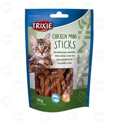 Picture of «PREMIO Chicken Mini Sticks» կատուների համար