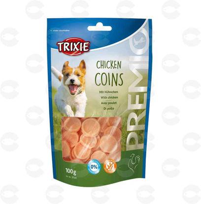 Picture of «PREMIO Chicken Coins» ստիկս չիպս հավի համով