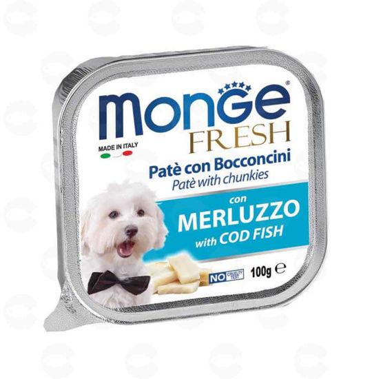 Picture of Monge Fresh պաշտետ ձողաձկան համով (100 գ)