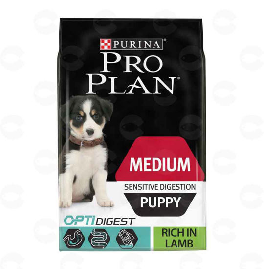 Picture of Pro Plan Medium Puppy OptiDigest (կիլոգրամով)