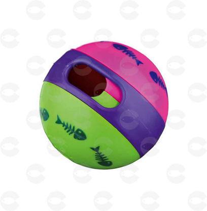 Picture of Կատուների գնդակ կերի համար (6 սմ)