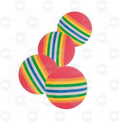 Picture of Գունավոր գնդակներ կատուների համար