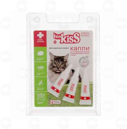 Picture of Mr. Kiss հակաոջլային կաթիլներ կատուների համար