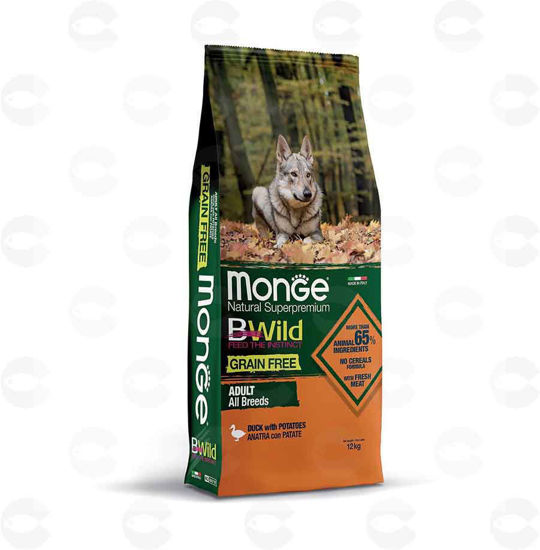 Picture of Կեր շների համար Bwild Grain Free, բադ/կարտոֆիլ