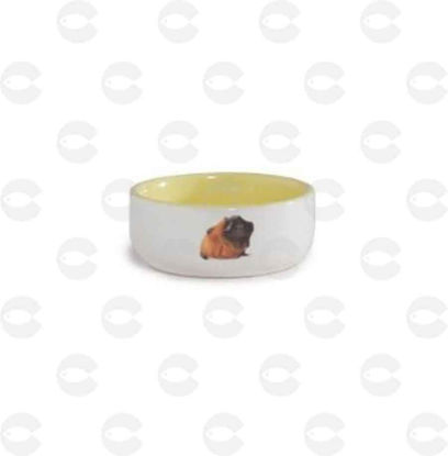 Picture of Beeztees Կերաման ծովախոզուկների համար՝ կերամիկայից դեղին
