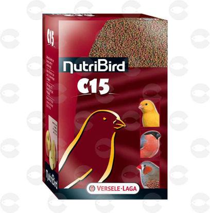 Picture of Կեր դեղձանիկի և էկզոտիկ թռչունների համար՝ մրգերով