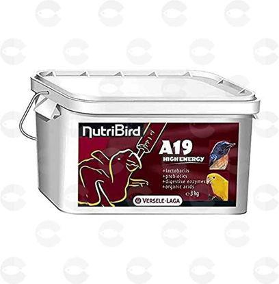 Picture of Թռչունի ձագերի համար նախատեսված կեր՝ փոշու տեսքով, բարձր էներգետիկ ապահովվմամբ