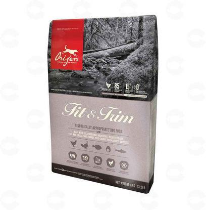 Picture of ORIJEN Fit & Trim - Չոր կեր (6 կգ)